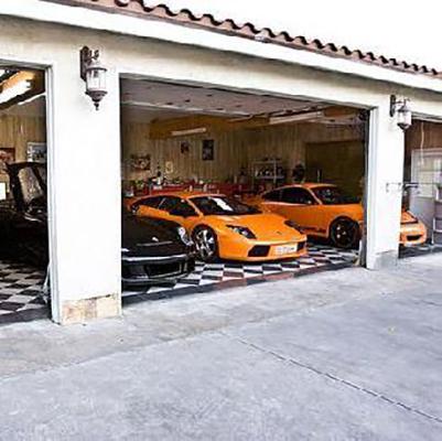 Toute le garage