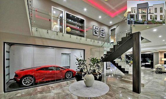 Diseño Garajes