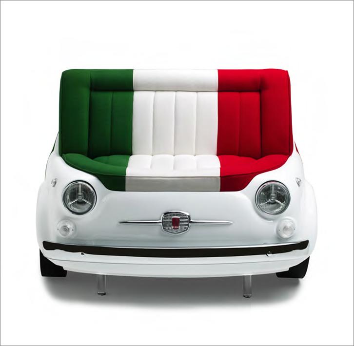 Divano Fiat 600