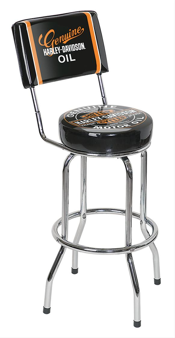 Harley D. Bar Stool