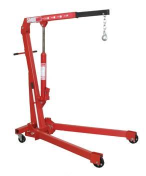 Hydraulic Manual Crane