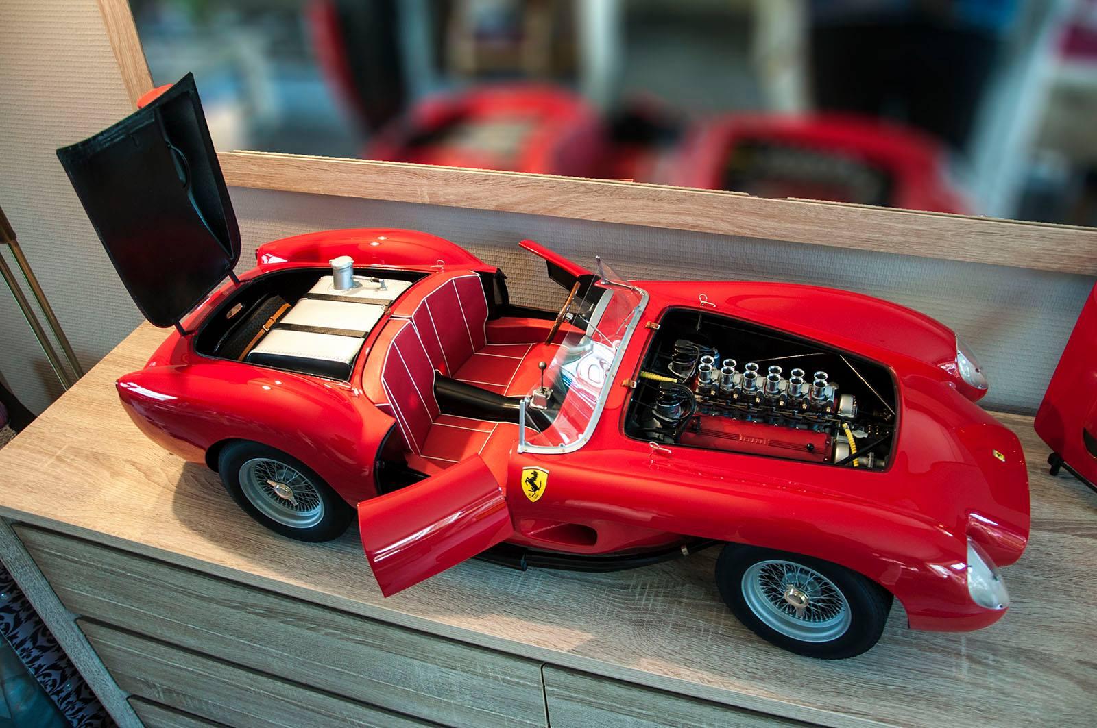 Ferrari  250 Testarrosa