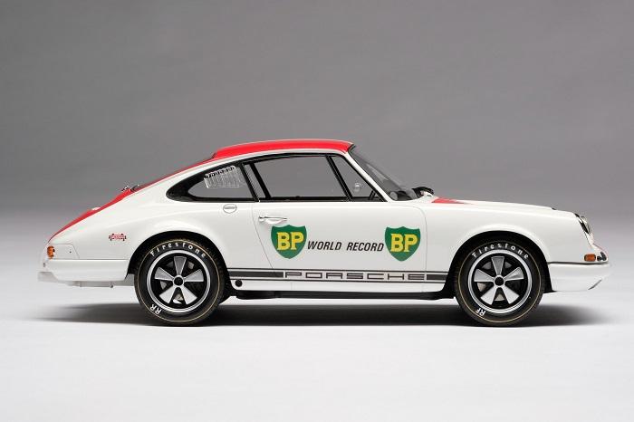 Porsche 911R (1967) 'Monza'