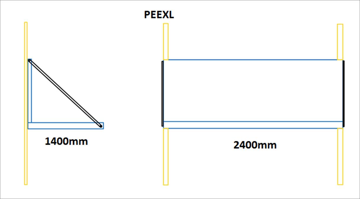 Plataforma Elevadora Electrica  XL